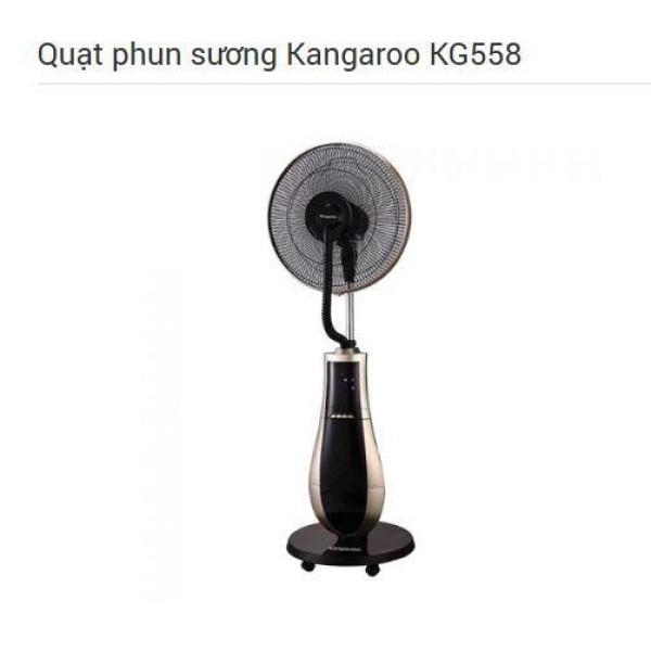 Bảng giá Quạt phun sương Kangaroo KG558