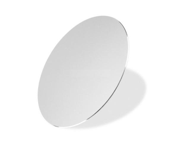 Giá Miếng lót chuột bằng hợp kim nhôm cao cấp - Thiết kế siêu mỏng trống trơn trượt (Bạc)