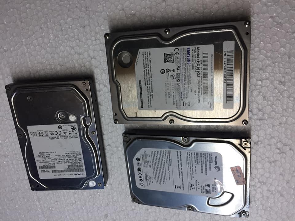 Giá Ổ Cứng HDD Máy tính PC chuẩn SATA 160Gb