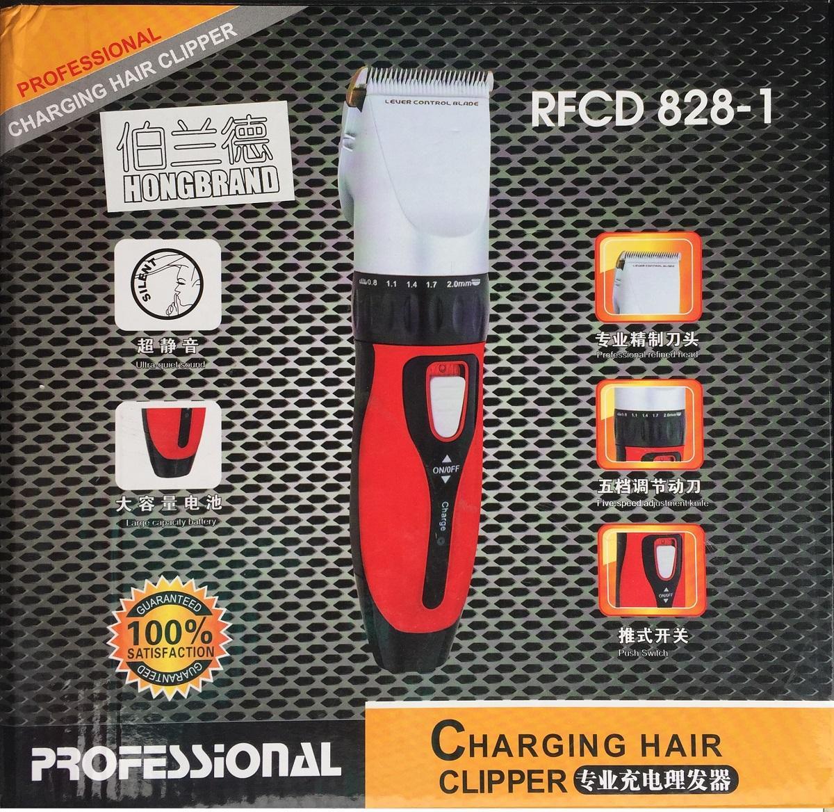Tông đơ cắt tóc chuyên nghiệp RFCD 828-1 (Trắng)