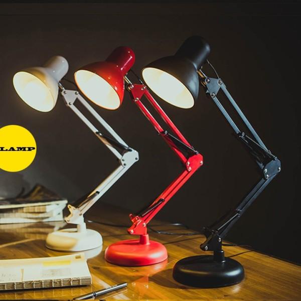 Đèn Chống Cận Thị Dạng Kẹp Bàn , Đèn bàn pixar chống cận có đế tự đứng tặng và kẹp - CHỌN NGAY ĐÈN BÀN CHỐNG CẬN (Có kèm kẹp bàn), Ánh sáng chuẩn, thiết kế đẹp, sản phẩm chắc chắn - Giảm sốc NGAY TRONG HÔM NAY 50%
