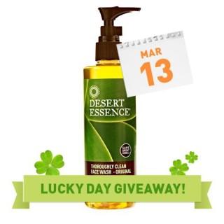 Sữa Rửa Mặt Cho Da Dầu Mụn Desert Essence Thoroughly Clean Face Wash With Organic Tea Tree Oil 250Ml - 5947 thumbnail