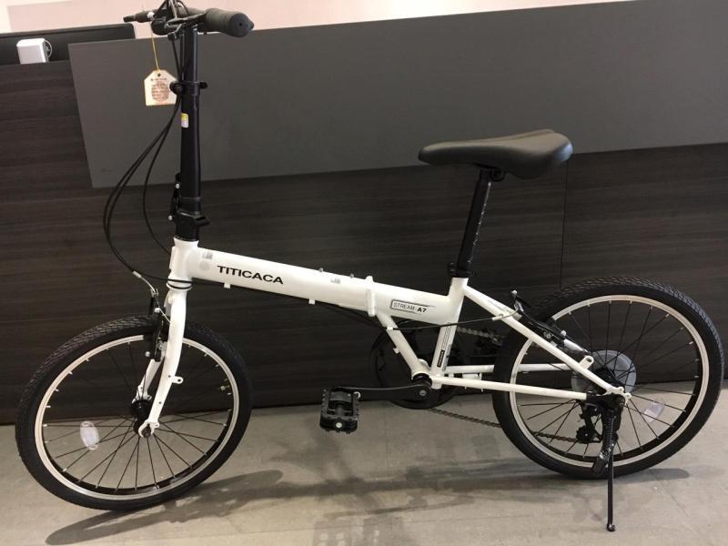 Phân phối Xe đạp gấp Phoenix DP20D7.AL