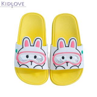 Kidlove 1 Đôi Xăng Đan Thường Ngày Chống Trượt Hoạt Hình Cho Trẻ Em, Giày Trong Nhà Cho Bé Trai Bé Gái Mùa Hè 15-19Cm