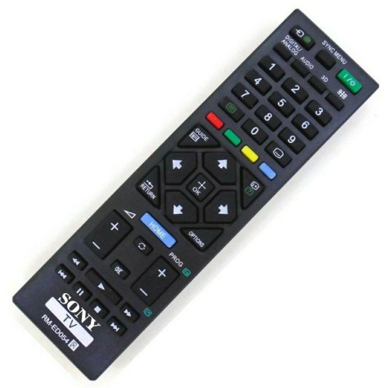 Bảng giá điều khiển tivi sony RM-ED054 Zin theo máy