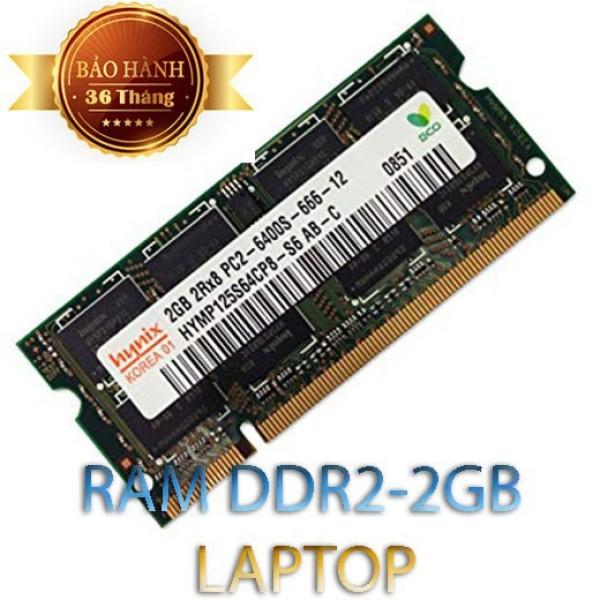 Bảng giá DDram Laptop 2g bus 800 - hàng xịn không kén máy - bảo hành 3 năm cam kết sản phẩm đúng mô tả chất lượng đảm bảo Phong Vũ