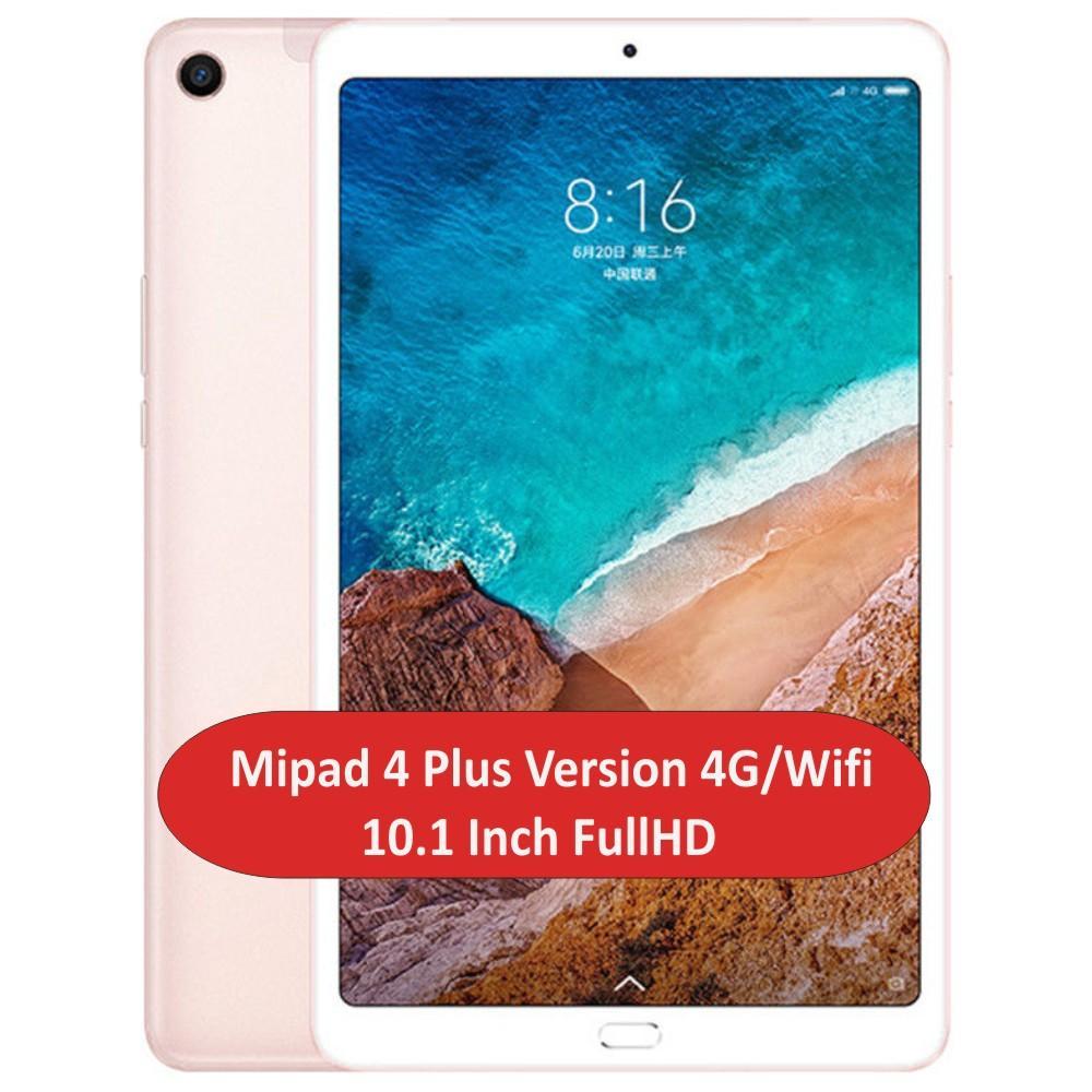 Xiaomi Mipad 4 Plus 64GB Ram 4GB (Phiên bản sim 4G/LTE) Kim Nhung - Vàng