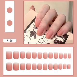 [Tặng keo+ dũa] Set 24 móng tay giả cao cấp- nail giả Kinakino phukienlamdep thumbnail