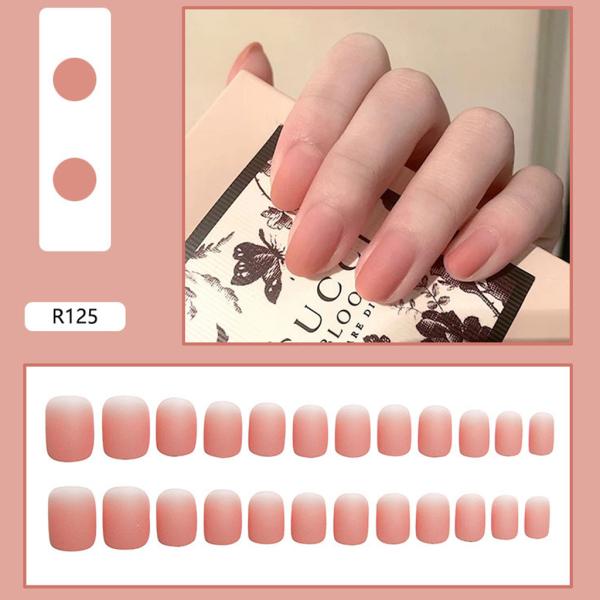 [Tặng keo+ dũa] Set 24 móng tay giả cao cấp- nail giả Kinakino phukienlamdep cao cấp