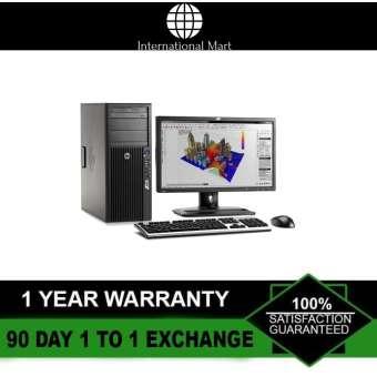 máy tính đồ họa 3d hp workstation z210 mt (cpu xeon e3-1225, ram ecc 16gb, hdd 3tb, vga rời quadro 600) + bộ quà tặng