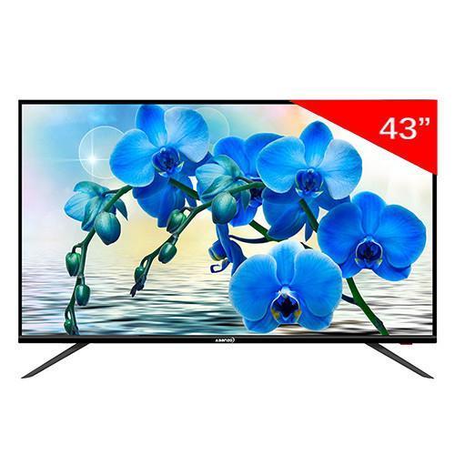 TV LED Asanzo 43AT500 43 inch Full HD Tích hợp bộ thu KTS DVB-T2
