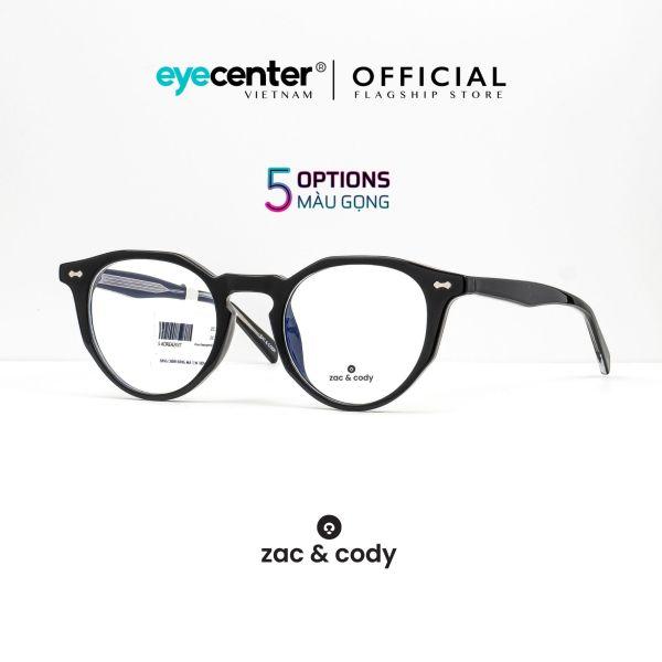 Giá bán Gọng kính cận nam nữ #PAXTON chính hãng ZAC & CODY lõi thép chống gãy nhập khẩu by Eye Center Vietnam