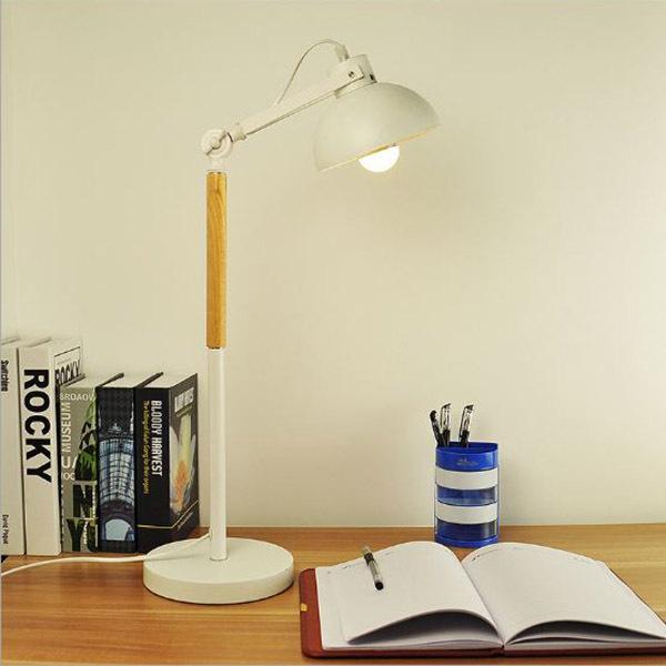 Bảng giá Đèn để bàn trang trí nội thất cao cấp MOFIDA kèm bóng led chống lóa