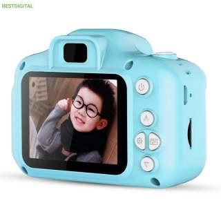 Bestdigital [Hàng Có Sẵn] Máy Ảnh Kỹ Thuật Số Mini Dễ Thương Cho Trẻ Em Máy Ảnh Chụp Ảnh 2.0 Inch Đồ Chơi Trẻ Em 1080P Máy Quay Video