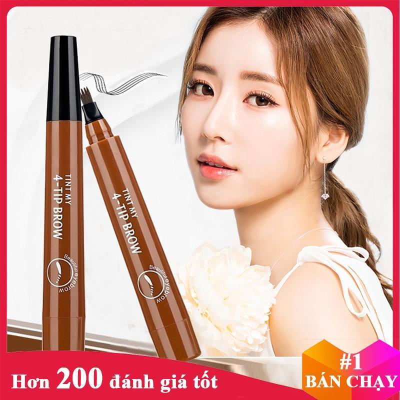 Bút chì kẻ lông mày phẩy sợi 4D MKING PRETTY chống nước lâu trôi dụng cụ trang điểm makeup chuyên nghiệp TK-EP042 nhập khẩu