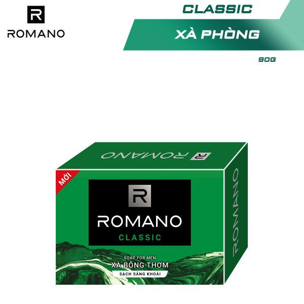 Xà phòng Romano Classic 90g
