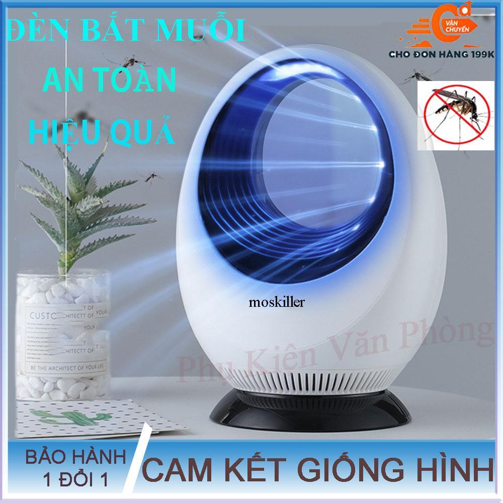 Đèn Bắt Muỗi Moskiller An Toàn Cho Trẻ Em- Bảo hành 3 tháng 1 đổi 1- DORORO SHOP ; đèn bắt muỗi thông minh; máy bắt muỗi; máy bắt muỗi xiaomi