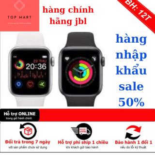 Đồng hồ thông minh Apple Watch Series 5. Z6 lắp sim nghe gọi 2 chiều-theo dõi sức khỏe-Máy Ảnh Màn Hình Cảm -Hiển Thị Cuộc Gọi -Tin Nhắn -Thông Báo . Đồng Hồ Cho Phụ Nữ Và Nam ( Bảo hành uy tín 12 tháng ) thumbnail