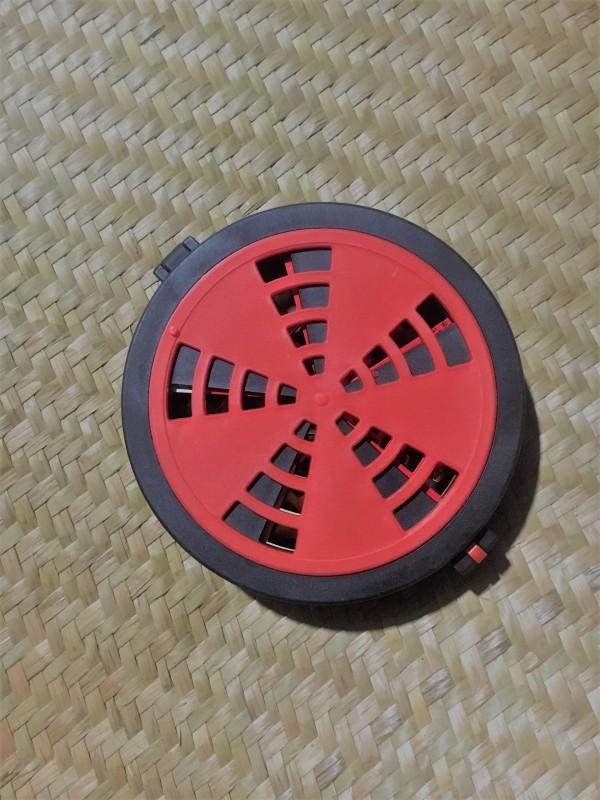 Combo 10 Hộp đựng nhang muỗi chống cháy An toàn- Hiệu quả(Lưu ý: sản phẩm có thể khác màu bên trong)