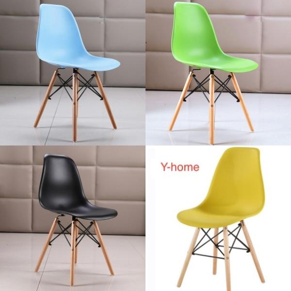Ghế nhựa chân gỗ cafe, văn phòng màu vàng,xanh dương, xanh cốm, đen giá rẻ, đẹp. giá rẻ
