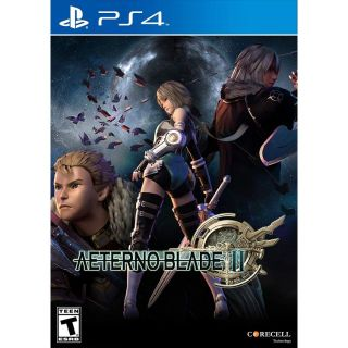 Đĩa Game Ps4 AeternoBlade II thumbnail