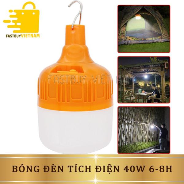 Bảng giá Đèn Bulb Tích Điện 40W Tiết Kiệm Năng Lượng, Chống Nước + Kèm Sạc Điện Thông Minh