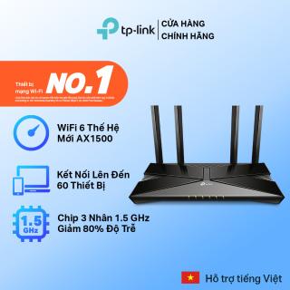 [Wifi thế hệ mới ] Bộ phát wifi TP-Link chuẩn wifi 6 1500Mpbs Archer AX10 - Router wifi TP-Link bảo hành 2 năm 1 đổi 1 thumbnail