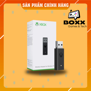 [HCM]USB Wireless receiver Slim cho tay cầm xbox one S xbox series X USB xbox series X thumbnail