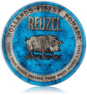 Sáp Vuốt Tóc Pomade Reuzel Blue 113g - Tặng Lược thumbnail
