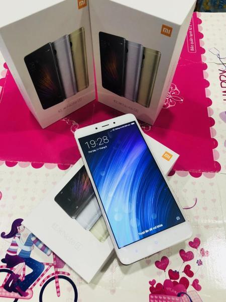 Điện Thoại Xiaomi Redmi Note 4X Ram 4Gb/64gb Đầy Đủ Tiếng Việt - Màn Hình 5.5 Fullhd 2Sim Fullbox