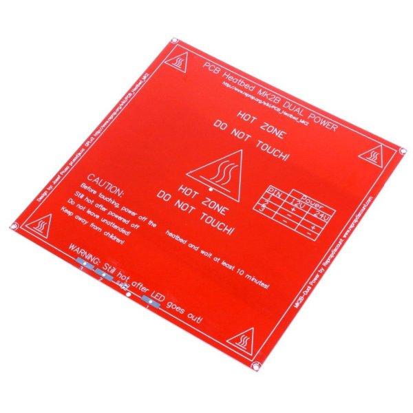Bảng giá Bàn nhiệt máy in 3D MK2B (214x214) Phong Vũ