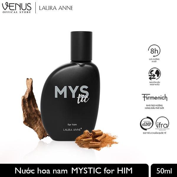 Nước Hoa Venus Perfume House - Laura Anne - Mystic for Him - 50ml