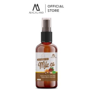 Xịt dưỡng tóc Macadamia 50ml MACALAND nuôi dưỡng và phục hồi mái tóc bồng bềnh thumbnail