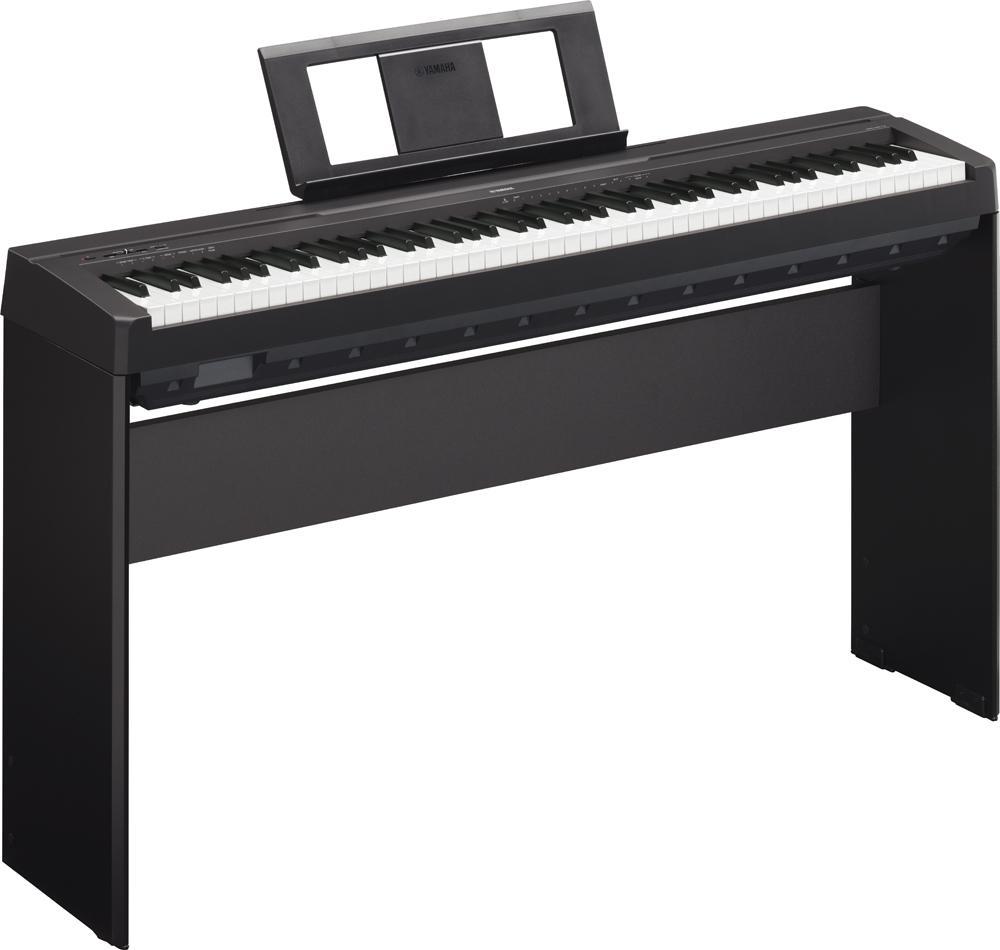 Đàn piano điện Yamaha P45B+ chân đàn L85