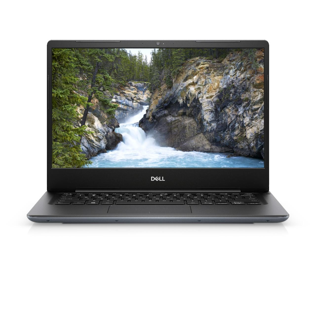 "Laptop Dell Vostro 5481 (Intel Core i7-8565U (1.80 GHz/8 MB)/8GB RAM/128GB SSD/1TB HDD/2GB NVIDIA GeForce MX130/14.0"" FHD/ Finger/WL+BT/Win 10 Home) - Hàng Chính Hãng"