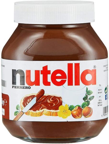 [ HÀNG NHẬP KHẨU, Sale Date T6/2021 ] Bơ Hạt Phỉ Cacao Nutella 350g