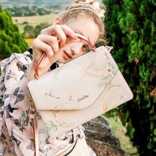 Túi xách nữ thời trang Just Star BST hạ 2020 MS.81-MG18, thiết kế thời trang, sang trọng, đường may tỉ mỉ chắc chắn thumbnail