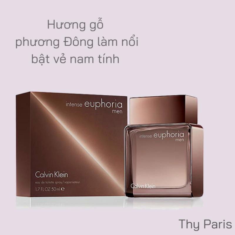 Nước hoa Calvin Klein Euphoria Intense (EDT) 100ml