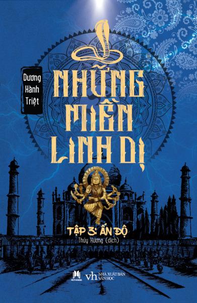 Sách Những Miền Linh Dị Tập 3: Ấn Độ - Newshop