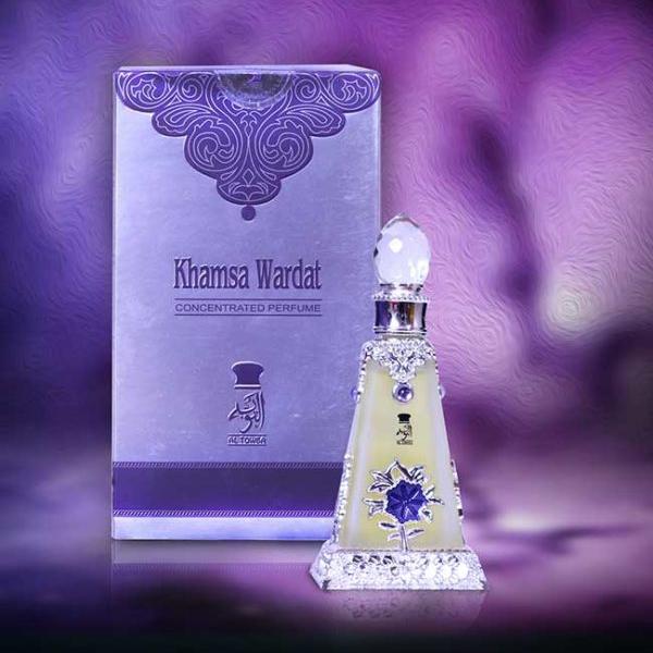 Tinh dầu nước hoa Dubai Khamsa Wardat