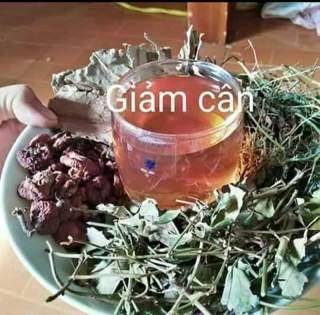 Cỏ Thảo Dược Giảm Cân - Giảm Mỡ KL 1kg thumbnail