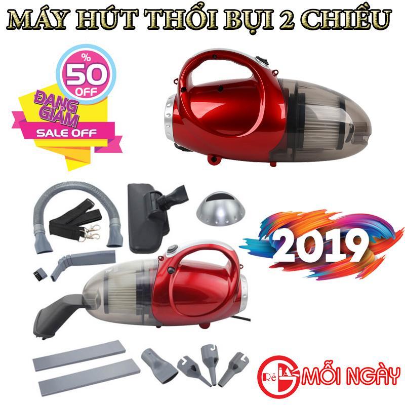 (GIẢM 50%) MÁY HÚT & THỔI BỤI 2 CHIỀU,máy hút bụi,máy hút bụi mini 2 chiều Vacuum Cleaner!