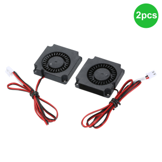 Aibecy 2pcs Blower Fan Brushless Cooling Fan 40 40 10mm DC 24V 2 Wire with 2 Pin Terminal Compatible with Anet ET4 ET4X ET4PRO 3D Printer Extruder Hotend thumbnail