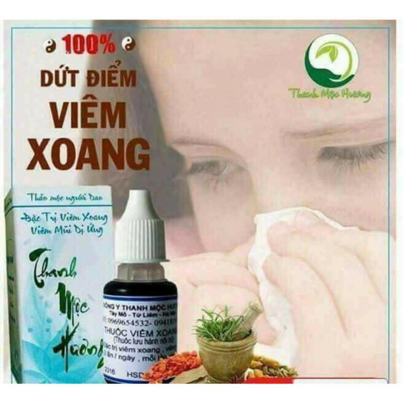 Viêm Xoang Thanh Mộc Hương