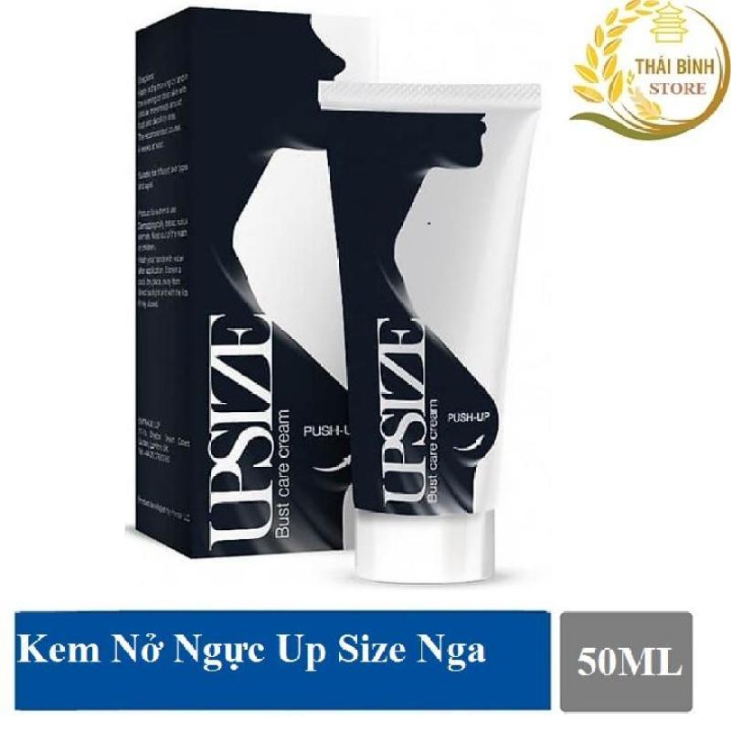 Kem Nở Ngực UpSize Combo 3 tuýp 1 liệu trình bí quyết tăng vòng 1 siêu tốc - 50ml/chai (Che Tên Khi Giao)