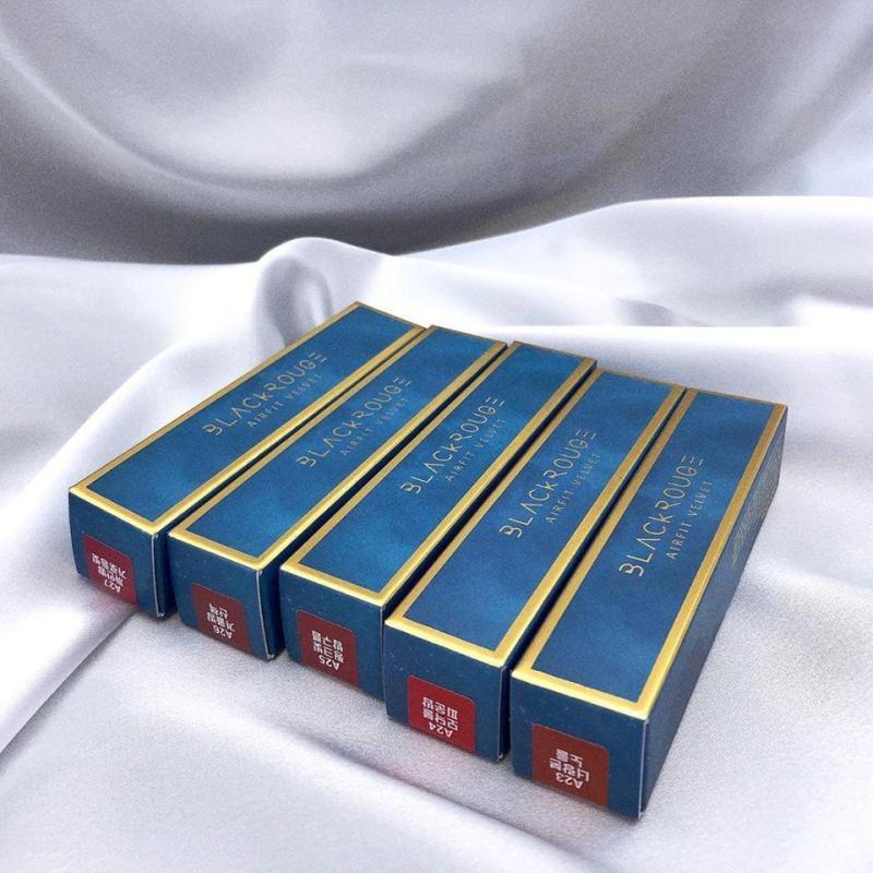 Son Kem Lì Black Rouge Air Fit Velvet Tint Ver 5 A23-A27 cao cấp