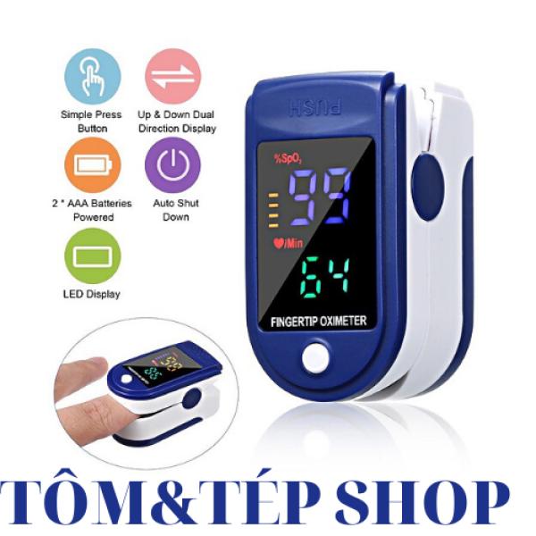 Máy Đo Nhịp Tim và Nồng Độ Oxy Trong Máu LK87- Tôm&Tép Shop bán chạy