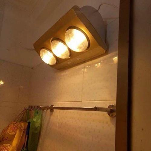 Đèn sưởi phòng tắm KM01