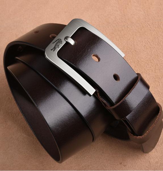 [MODEL 2020] Thắt lưng nam, thắt lưng da CARTELO GK103, dây lưng nam, dây nịt nam chất liệu da bò khóa hợp kim cao cấp [GINKA]