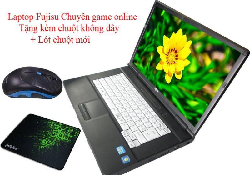 Laptop chuyên game LMHT thương hiệu nổi tiếng nhật bản Fujisu - Tặng kèm chuột không dây